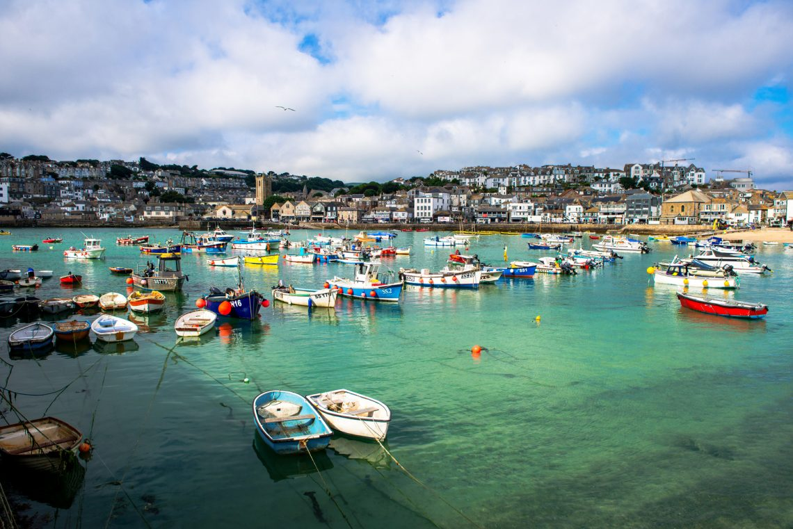 St Ives Cafes And Restaurants